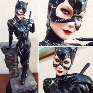 Sideshow Collectables - Catwoman (Batman Returns: Michelle Pfeiffer edition)